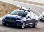 Ford Baidu Pour 150M Into Self Driving Car Tech Startup