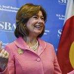 SBA chief visits Colorado to announce grant to help small businesses with exports