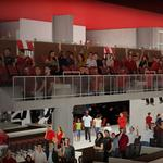 UC unveils first stage of Fifth Third Arena renovation