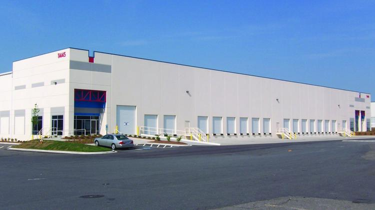 Stark Carpet Corp. recently renewed its lease for 32,071 square feet of industrial space at Crossroads Distribution Center, off Westinghouse Boulevard.