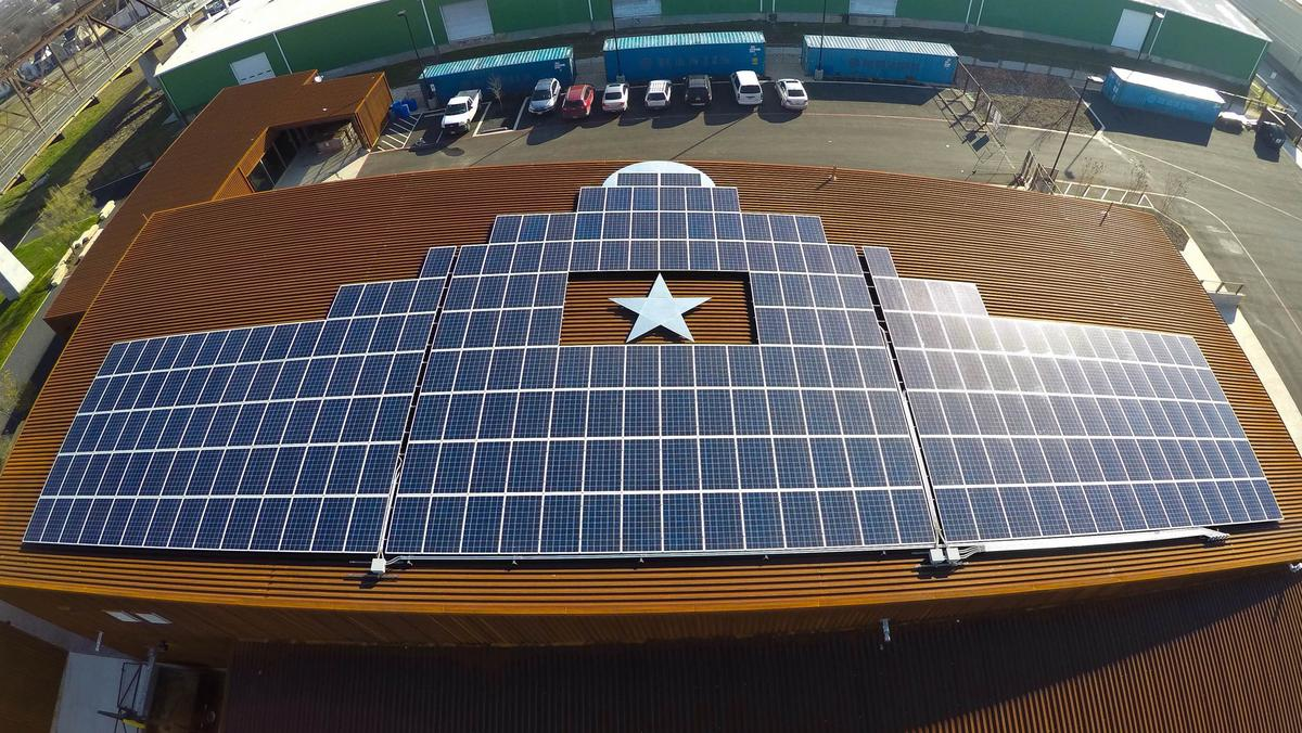 a closer look at the 58 rooftop solar companies operating in san antonio san antonio business. Black Bedroom Furniture Sets. Home Design Ideas