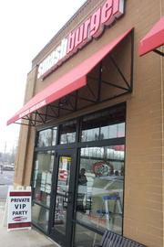 Smashburger opened its first Central Ohio restaurant at the Commons at Clark Hall in Gahanna.
