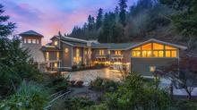 Lighthouse on Vashon, Sited on 24 Acres with 900+ Feet of Waterfront