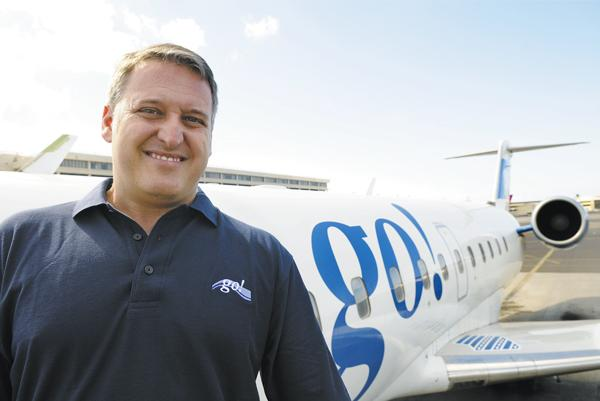 Chris Pappaioanou, president of go! airlines.