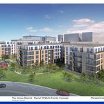 Opus begins construction on first project at Centennial's <strong>Jones</strong> District