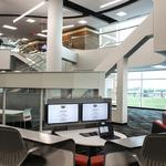 First Look: U of L opens its new academic center for athletes