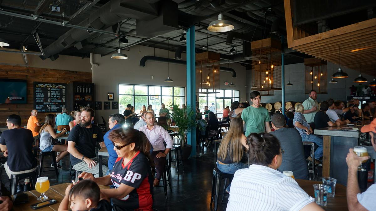 Marble Brewery Northeast Heights Taproom Opens