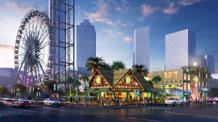 Margaritaville Hopes To Drop Anchor In Downtown Atlanta