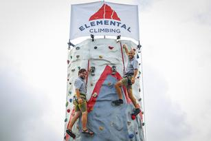 How these entrepreneurs are gaining a foothold in the climbing business