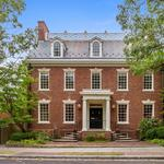 Former National Gallery director's Kalorama home on the market for $5.75M