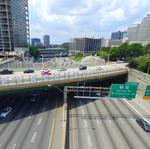 First Peachtree Street bridge upgrade nearing completion