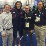 How one Seattle business owner helped USA Swimming team with cupping at Rio Olympics