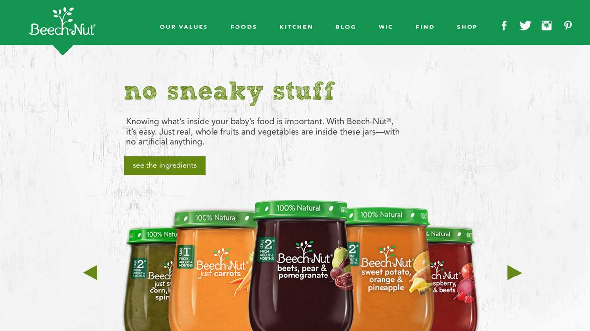 Baby foods maker expanding operations in Grove City, creating 40 jobs