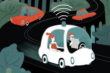 WEB Driverless Car