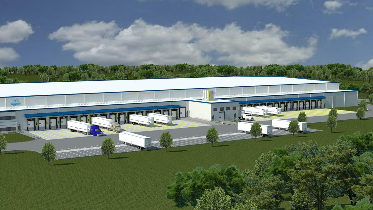 Chill out, man: Burien is getting a big cold storage