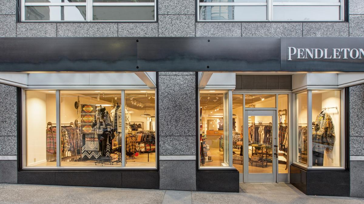 Pendleton Opens Next Generation Seattle Store (Photos)   Portland Business  Journal