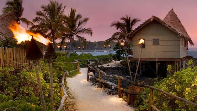 Hawaii S Iconic Kona Village Resort To Reopen In 2019