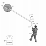 <strong>Disney</strong> files patent to bring Star Wars lightsaber to life