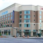 New hotel is Triad company's 'flagship' property