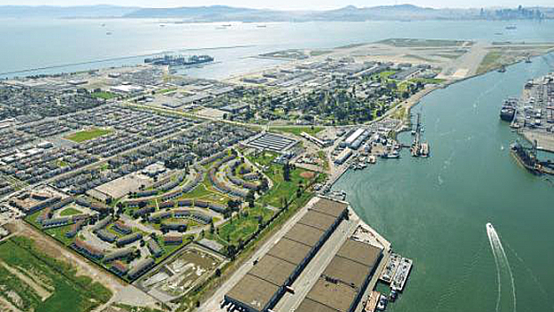 Alameda is seeking new development proposals for Alameda Point that could include hundreds of homes, as well as retail and offices.