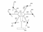 Disney develops patent for sparkly new drone use