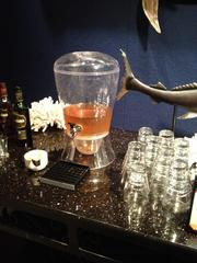 The Loch Lomond cocktail made with Scotch, Drambuie and dry vermouth will be available at the new Scotland Marketplace kiosk at this year's Food & Wine Festival.