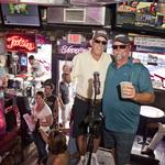 The Boss: <strong>Steve</strong> <strong>Smith</strong> and Al Ross, owners of Tootsie's, Honky Tonk Central and Rippy's