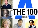 The Visionaries: Upstart 100's big thinkers and passionate doers
