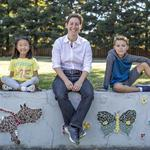 PALO ALTO: She designs clothes for kids without gender stereotypes