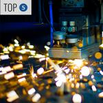 Top of the List: Manufacturing companies