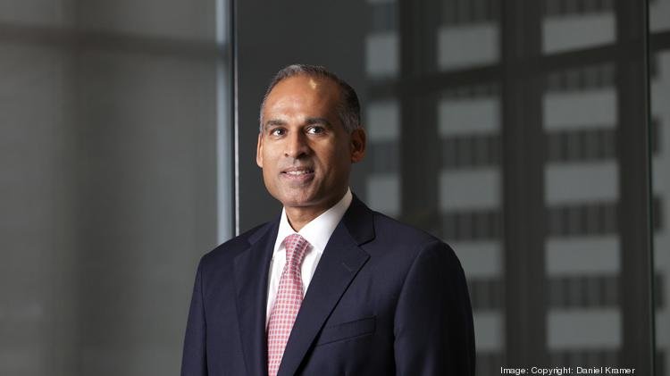 LyondellBasell CEO Bob Patel discusses company, career