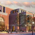Upcoming Revolution Museum to open outdoor plaza before 2017 debut
