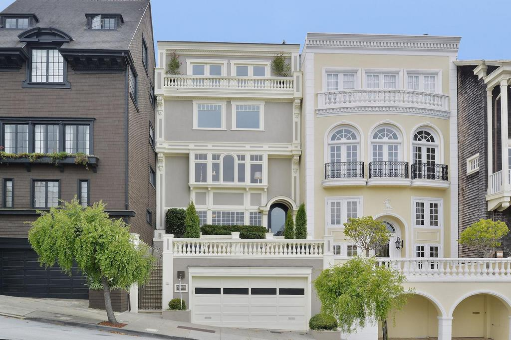 San francisco luxury real estate for sale 2741 vallejo for San francisco real estate luxury