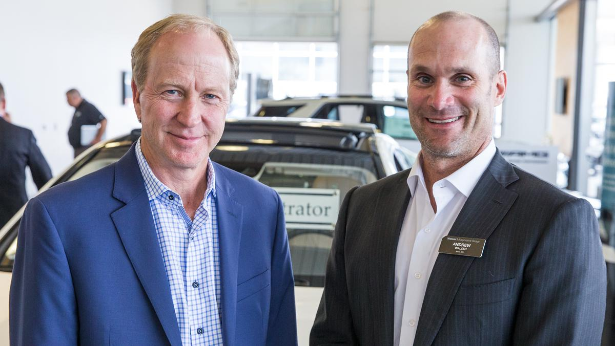Subaru Dealers Minneapolis >> Walser Automotive Group brings a new name to Wichita with Luxury Collection purchase - Wichita ...