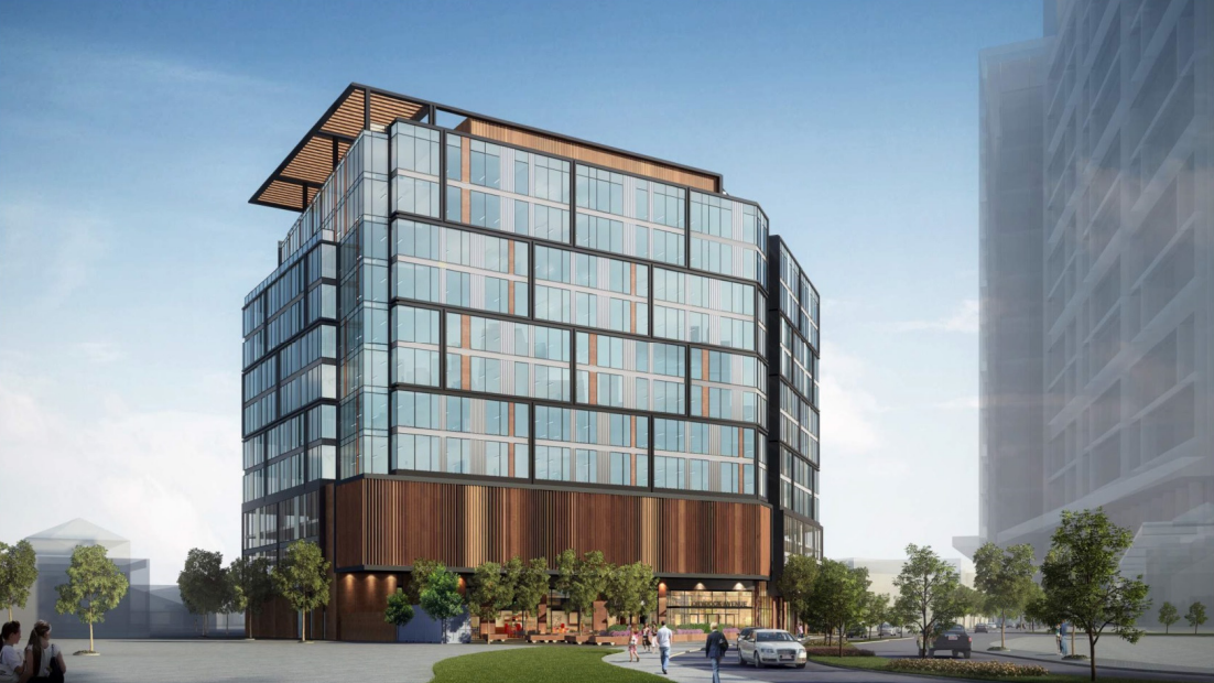 Skanska Files Detailed Plans With Boston For 13 Story