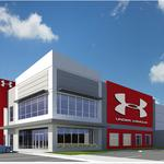 Under Armour to open 1,000-job distribution center at Sparrows Point