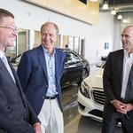 <strong>Cuillo</strong> to represent Wichita Luxury Collection on Audi dealers board