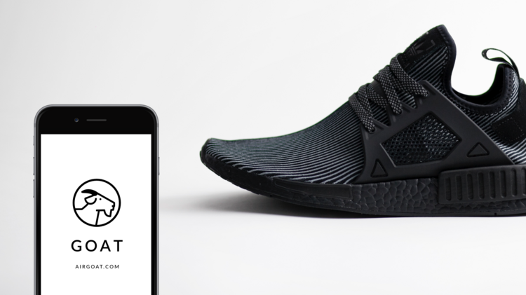 8ba24fdd266c GOAT is a mobile marketplace where sneakerheads can buy and sell their  collectible shoes.