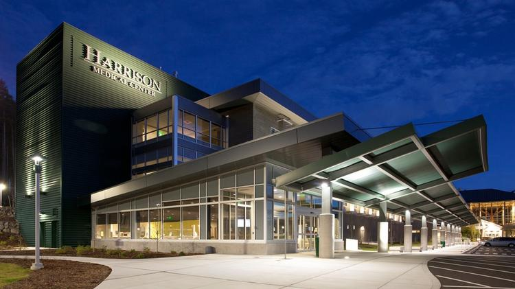 CHI Franciscan Health to spend more than $530M on Harrison Medical Center expansion | HENRY KOTULA