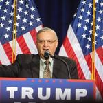 AP projection: <strong>Joe</strong> <strong>Arpaio</strong> loses, Trump leads Arizona