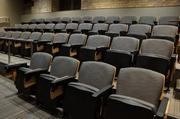 A 45-seat auditorium could host events where water technology entrepreneurs pitch their startups to investors.