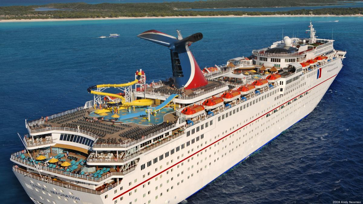 Carnival Imagination To Undergo Extensive Renovation