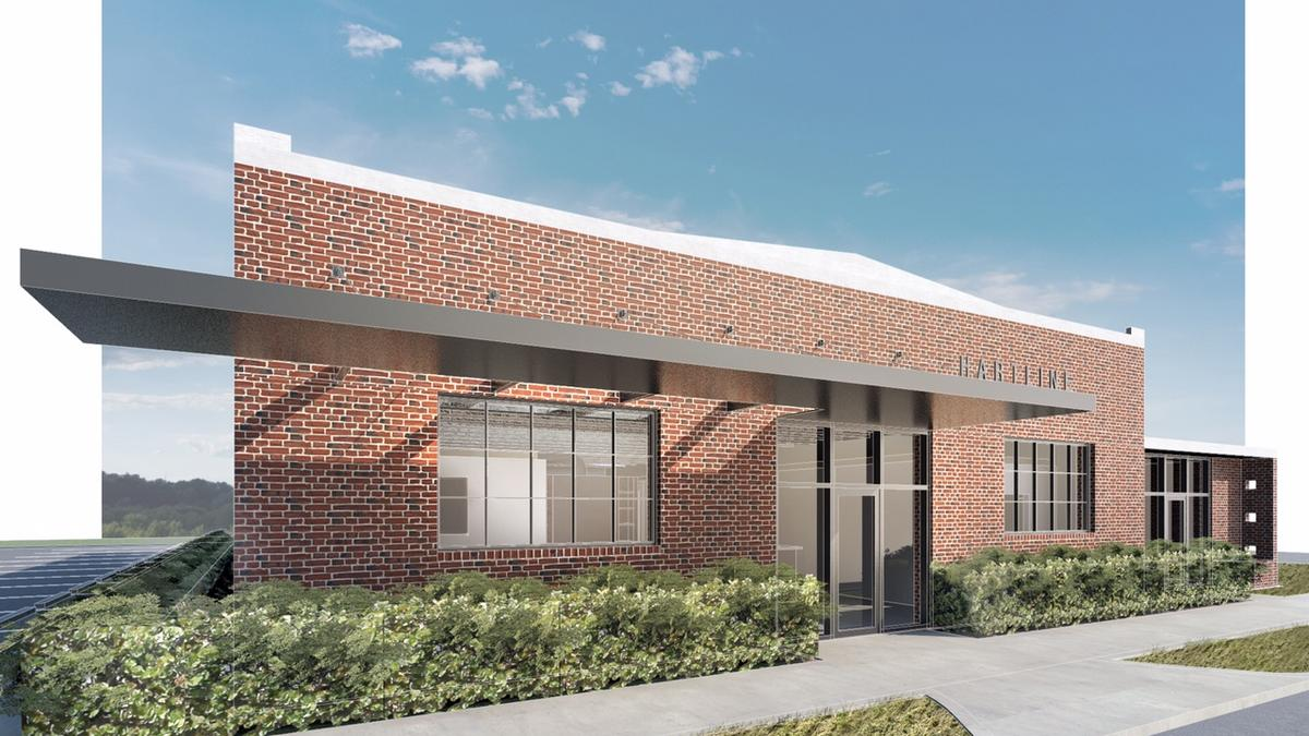 Local firm buys building for lakeview project birmingham for Construction local commercial