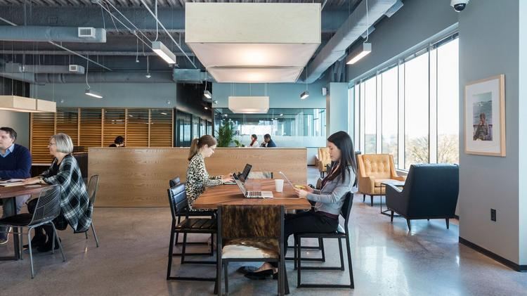 Genial New York Based Co Working Operator Industrious Launched Its Raleigh Office  In November And
