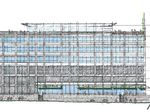 Seven-story office, retail building proposed for west Charlotte