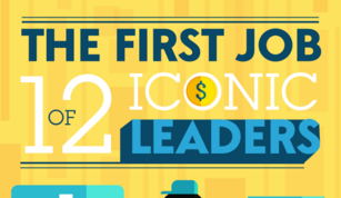First jobs of Warren Buffett, Marissa Mayer, 9 other business icons and one president (INFOGRAPHIC)