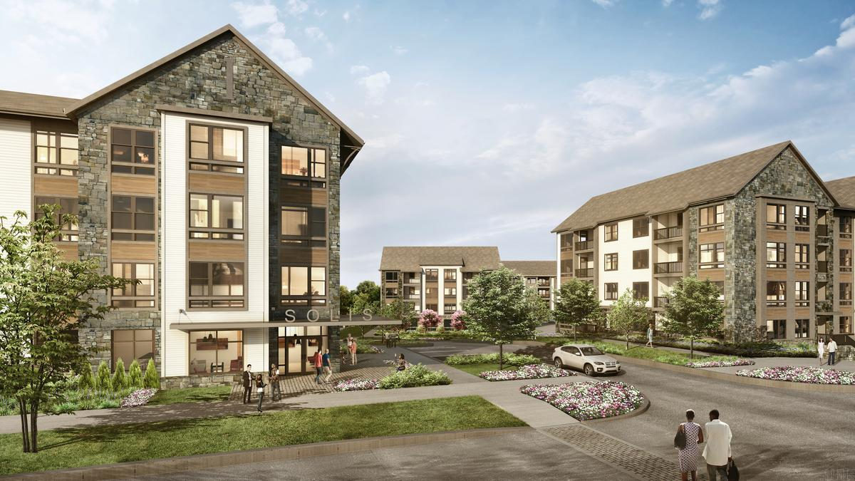 Apartments Near Outlet Mall
