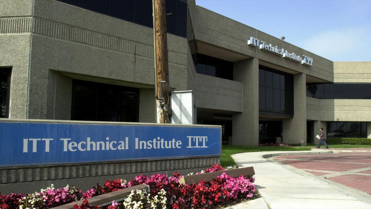 itt tech hilliard ohio