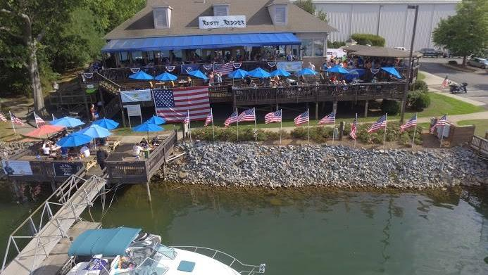 The Rusty Rudder At Lake Norman Is Closing After 15 Years