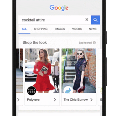 Google launches Shop the Look, partners with Yahoo-owned Polyvore, Curalate and LiketoKnow.it - Silicon Valley Business Journal